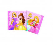 Pack Guardanapos festa - Princesas Disney