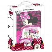 Pack oferta papelaria Minnie Disney -  Cool