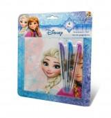 Pack papeleira 4 peças de Frozen