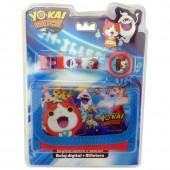 Pack Relógio + carteira Yo Kai Watch