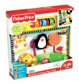 Painel atividades brinca e descobre fisher price