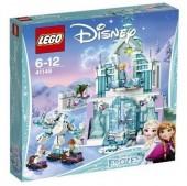 Palácio de Gelo Lego da Elsa Frozen
