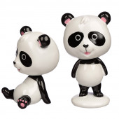 Panda Cabeça Dançante Sortido