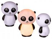 Panda luz presença Humor