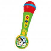 Panda Microfone Pequeno