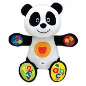Panda Peluche Aprende Comigo