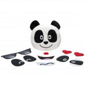 Panda Peluche Caras Divertidas