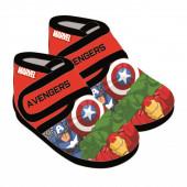 Pantufa Bota Baby Avengers Heroes