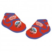 Pantufa Bota Baby Cars Mc Queen