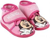 Pantufa Bota Baby Disney Minnie