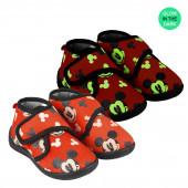 Pantufa Bota Baby Mickey Brilha no Escuro