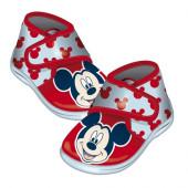 Pantufa Bota Baby Mickey Disney