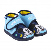 Pantufa Bota Baby Mickey Space
