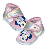 Pantufa Bota Baby Minnie Disney