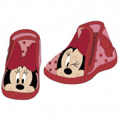 Pantufa bota Baby Minnie