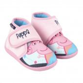 Pantufa Bota Baby Porquinha Peppa