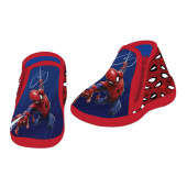 Pantufa Bota Bebé Spiderman