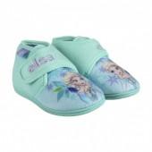 Pantufa bota Elsa de Frozen