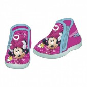 Pantufa fecho Minnie Disney