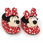 Pantufas 3D Minnie Disney