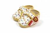 Pantufas Amarelas Bebé Fisher-Price