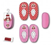 Pantufas antiderrapantes Disney Minnie