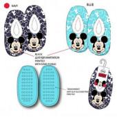 Pantufas Pelo Antiderrapantes Mickey Disney Sortido