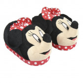 Pantufas Vermelhas Minnie 3D