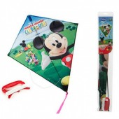 Papagaio papel Mickey Disney ClubeHouse