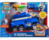 Patrulha Pata Camião da Polícia Chase Ultimate Rescue