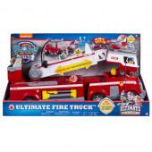 Patrulha Pata Camião dos Bombeiros - Ultimate Rescue
