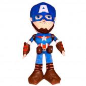 Peluche Capitão América Avengers 55cm