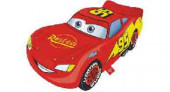 Peluche Cars Faísca McQueen 17cm