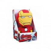 Peluche com Som Iron Man Avengers 25cm