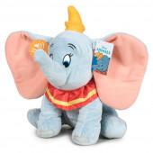 Peluche Dumbo com Som 30cm