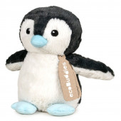 Peluche Eco Buddies Pinguim 24cm