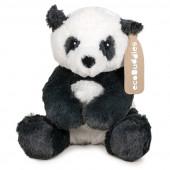 Peluche Eco Buddies Urso Panda 25cm