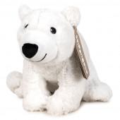 Peluche Eco Buddies Urso Polar 30cm