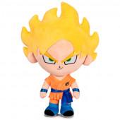 Peluche Goku Super Saiyan Dragon Ball 31cm