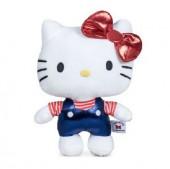 Peluche Hello Kitty 45 Aniversário 27cm