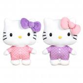 Peluche Hello Kitty Pijama Party 34cm Sortido