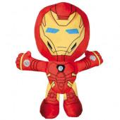 Peluche Homem Ferro Vingadores Avengers Marvel 19cm