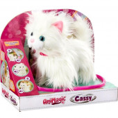 Peluche Interativo Animagic Cassy
