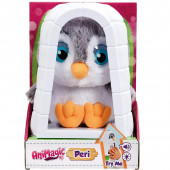 Peluche Interativo Animagic Peri