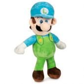 Peluche Luigi Azul - Super Mario Bros 35cm