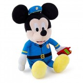 Peluche Mickey Policia interactivo