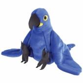 Peluche Papagaio Azul
