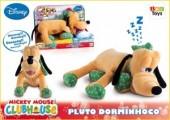 Peluche Pluto dorminhoco disney