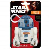 Peluche R2-D2 com som Star Wars Episodio VII