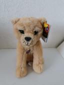 Peluche Rei Leão Nala com Som 17cm